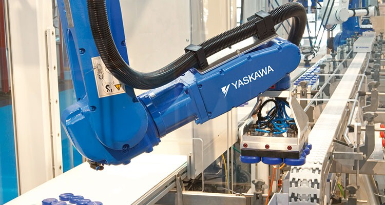 High Tech NAV Yaskawa Engineering - Trident Information